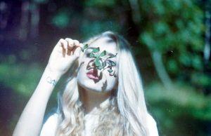 stefano majno analogue portrait photography vintage camera leaf federica