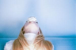 stefano majno analogue portrait photography vintage camera rose
