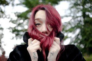 stefano majno digital shooting girl giulia redhead cover