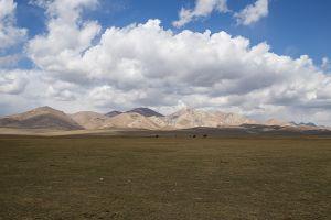 stefano majno panorama tien shan lake kirghizistan