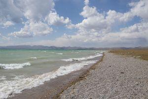 stefano majno song kol lake blue water kirghizistan