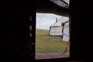 stefano majno yurt tien shan