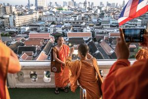 bangkok asia south east thailand stefano majno asia monks golden mountain-c44.jpg