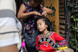 fenghuang china by rail stefano majno asia miao child.jpg