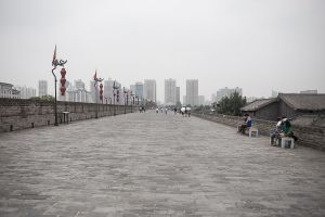 xian china by rail stefano majno asia wall.jpg
