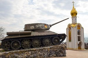 transnistria unrecognized country tiraspol moldova stefano majno tank church.jpg